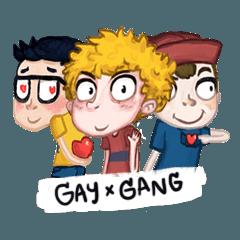 GAY x GANG