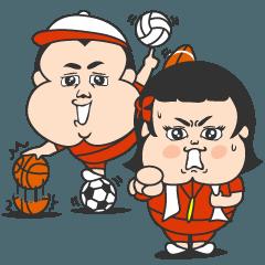 チビッくわ(スポーツ)