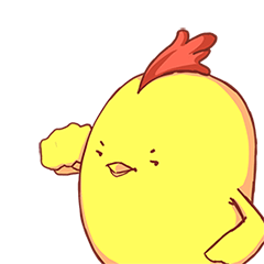 Weird Yellow Chicken