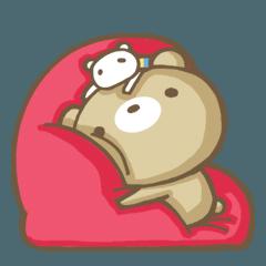 DEAR LITTLE BEAR - This love too sweet