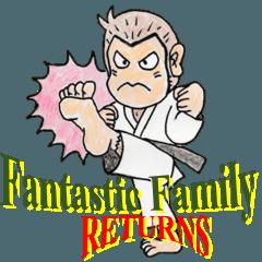 fantastic family returns (Japanese)