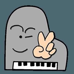 ピアノのおけいこ