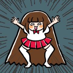 陽気な妖怪☆わらしちゃん