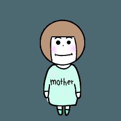 お母さん うめ