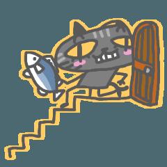 クロネコのぬこ