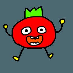 トマトかいじゅう君