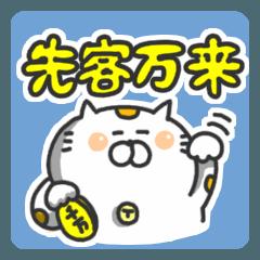招きニャコ(リニューアル)