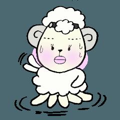 おかんでおばちゃん羊