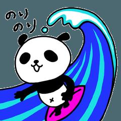 えりパンダの夏セット
