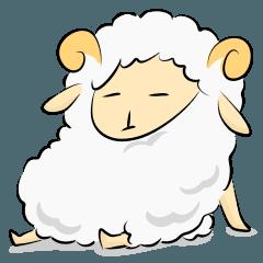 だらだら羊