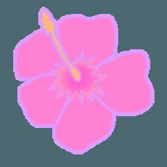 [LINEスタンプ] ALOHA 02 (1)