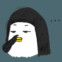Crazy Lazy Penguin