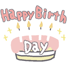 [LINEスタンプ] お祝い&イベントスタンプ (1)